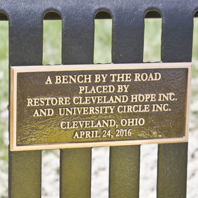 Bench by the Road