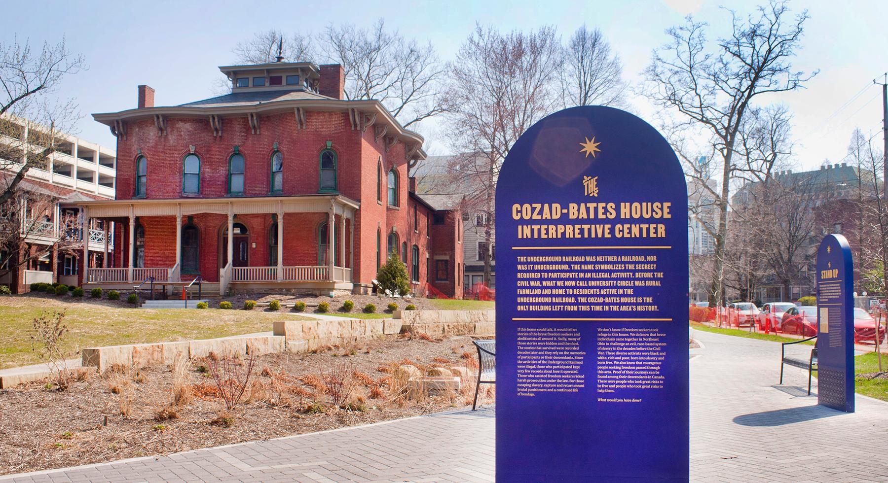 Cozad-Bates Interpretive Center