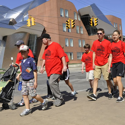 Annual Walk for Hope