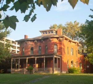 Visit Cozad-Bates House